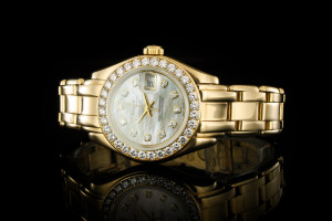 Rolex Pearlmaster Lady Datejust (29mm) Ref.: 69298