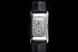 Rolex Prince Doctors Watch (23x36mm) Ref.: 1490 in Weißgold mit Handaufzug