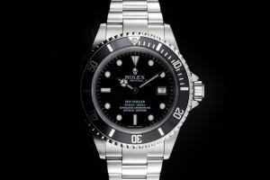 Rolex Sea-Dweller (40mm) Ref.: 16600 mit Box & Papieren (LC100) aus 2004