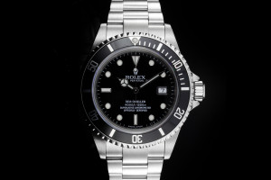 Rolex Sea-Dweller Referenz 16600 Box & Papieren LC100 aus 2003