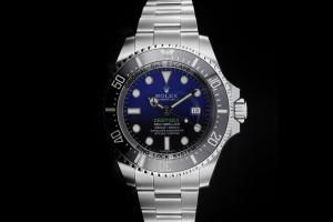 Rolex Sea-Dweller Deepsea Deepblue (44mm) Ref.: 116660 mit Box & Papieren (LC532) aus 2017