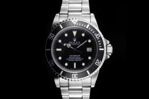 Rolex Sea-Dweller (40mm) Ref.: 16660 Triple Six aus 1984 mit Box