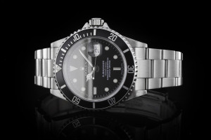 Rolex Submariner (40mm) 16610 mit Box & Papieren (LC100) 2006