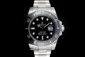 Rolex Submariner (40mm) Ref.: 116610LN Box & Papieren 2020 (LC100)