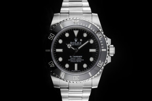 Rolex Submariner Ref.: 114060 No Date mit Box & Papieren LC100 2012