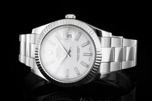 Rolex Datejust II (41mm) Ref.: 116334 mit Weißgoldlünette