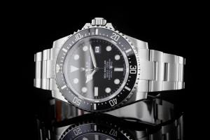 Rolex Sea-Dweller 4000 (40mm) Ref.: 116600 mit Box & Papieren (LC17) aus 2017