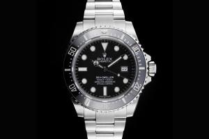 Rolex Sea-Dweller 4000 (40mm) Ref.: 116600 mit Box & Papieren (LC100) aus 2015