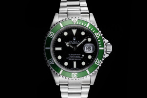 Rolex Submariner (40mm) Ref.: 16610LV M-Serie Box & Papiere aus 2009