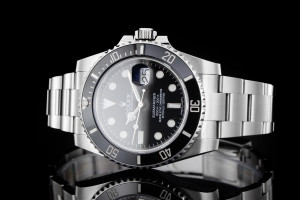 Rolex Submariner (40mm) Ref.: 116610LN mit Box & Papieren