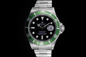 Rolex Submariner (40mm) Ref.: 16610LV Z-Series Box & Papiere aus 2008