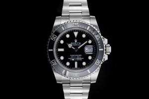 Rolex Submariner 116610LN Box & Papieren 2016 LC100