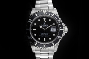 Rolex Submariner (40mm) Ref.: 16610 aus ca. 1990