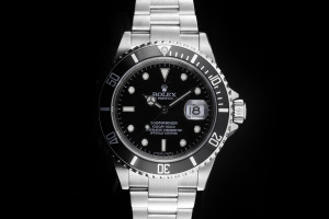 Rolex Submariner (40mm) 16610 aus ca. 2008