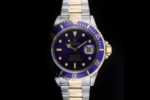 Rolex Submariner (40mm) Ref.: 16613 in Stahl Gold aus 1990