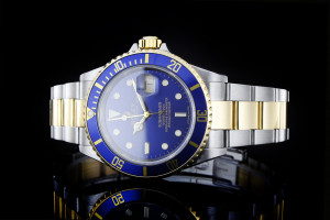 Rolex Submariner Stahl Gold