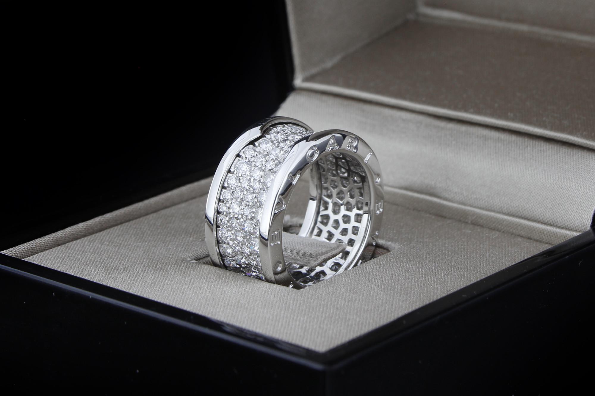 Exklusive Ringe Von Cartier Bulgari Chopard Und Co Juwelier