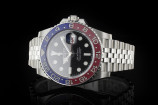 Rolex GMT-Master II Ref. 126710BLRO Pepsi, Box & Papiere (LC100) 2019