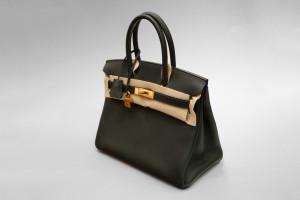 Hermès Birkin Bag (30cm) Togo Grün mit kompletter Hermes OVP & Rechnung
