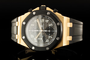 Audemars Piguet (42mm) Ref.: 25940OK.OO.D002CA.01 Royal Oak Offshore Chronograph in 18k Roségold