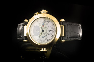 Cartier Pasha (38mm) Minutenrepitition