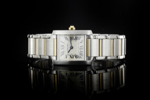 Cartier Tank Francaise Small (20x25mm) Quarz