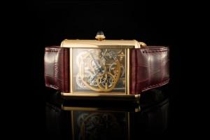 Cartier Tank Louis (39mm) Ref.: WHTA0002 Skeleton
