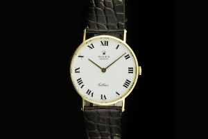 Rolex Cellini (31mm) Ref.: 3833 in 18k Gelbgold Handaufzug