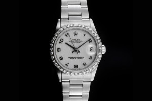Rolex Datejust Medium (31mm) Ref.: 78274 aus 2001