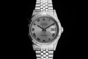 Rolex Datejust Turn-O-Graph (36mm) Ref.: 16264 mit Weissgold Lünette aus 2002