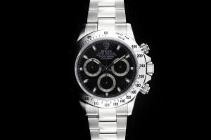 Rolex Daytona 116520 Edelstahl Box/Papiere 2016