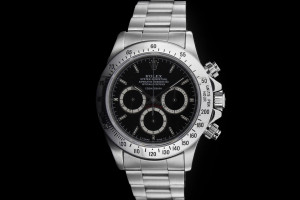 Rolex Daytona (40mm) Ref.: 16520 Zenith Inverted 6 Floating Cosmograph Papiere (EU) aus 1988
