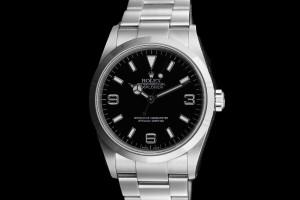 Rolex Explorer (36mm) Ref.: 114270 in Edelstahl aus 2003