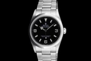 Rolex Explorer (36mm) Ref.: 114270 in Edelstahl