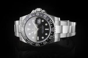 Rolex GMT-Master II (40mm) Ref.: 116710LN mit Box & Papieren aus 2017 (LC110)