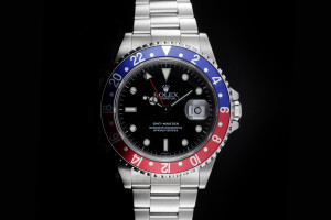 Rolex GMT-Master (40mm) 16700 Swiss Dial Papiere (LC100) 1999