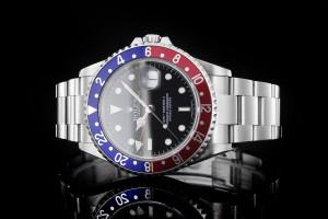 Rolex GMT-Master II (40mm) Ref.: 16710BLRO Stick Dial