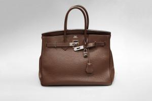 Hermès Birkin Bag (40cm) Togo Braun