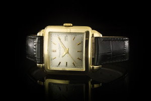 IWC Carre Automatik (32mm) 18k Gold