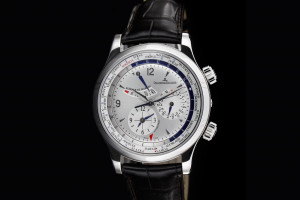 Jaeger-LeCoultre Master World Geographic Power Reserve (42mm) Ref.: 146.8.32 S mit Box & Service-Papieren