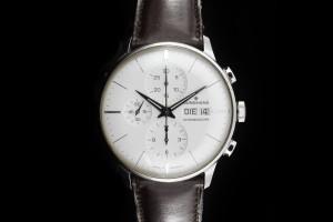 Junghans Chronoscope (40,7mm) Ref.: 027/4121 Chronograph GER Day Date