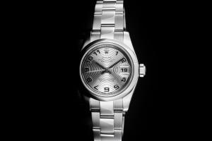 Rolex Lady Datejust (26mm) Ref.: 179160 in Edelstahl mit Box & Papieren (LC160) aus 2010