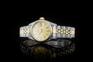 Rolex Lady Datejust (26mm) Ref.: 6917 in Stahl-Gold aus 1980