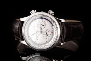 Jaeger-LeCoultre Master World Geographic Power Reserve