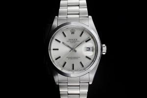 Rolex Date (34mm) Ref.: 1500 in Stahl aus 1976