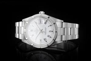 Rolex Date (34mm) Ref.: 15210 aus 2000