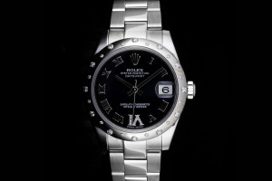 Rolex Datejust Medium (31mm) Ref.: 178344 mit Box & Papieren aus 2013