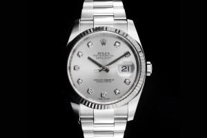 Rolex Datejust (36mm) Ref.: 116234 mit Diamantzifferblatt, Box & Papieren aus 2012 (LC100)