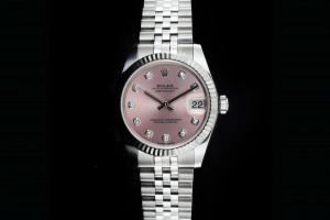 Rolex Datejust Medium (31mm) Ref.: 178274 mit Box & Papieren aus 2019 (LC160)