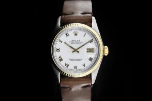 Rolex Datejust (36mm) Ref.: 16013 in Stahl-Gold aus ca. 1978